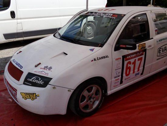 GPstore Racing, Jahodná