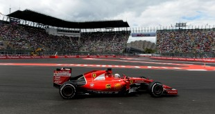 Scuderia Ferrari pred VC Mexika – video