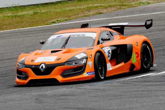 International GT Open, Renault RS01 GT3