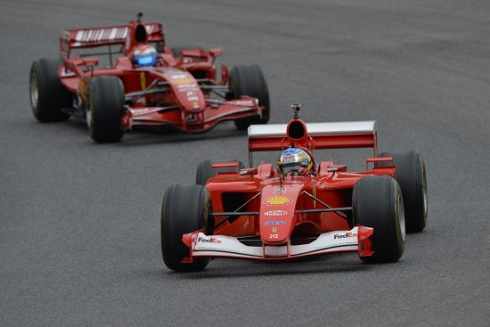 F1 Clienti a XX Programmes