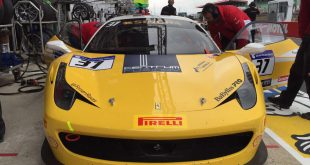 Štvrté miesto Jána Daniša v Le Mans