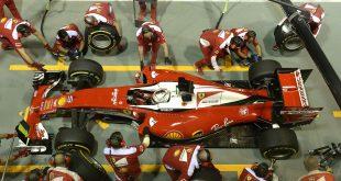 Scuderia Ferrari pred VC Singapuru – video