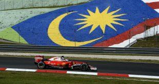 Scuderia Ferrari pred VC Malajzie – video