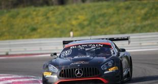 Testovacie dni Blancpain GT Series 2017