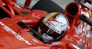 Testy v Bahrajne, Sebastian Vettel