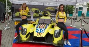 ARC Bratislava pokrstil auto na 24h Le Mans