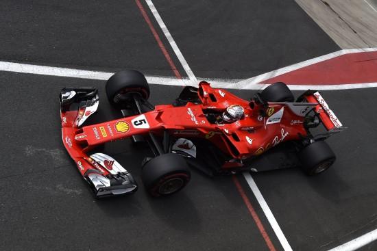 VC Veľkej Británie, Sebastian Vettel