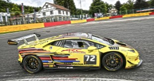 Miro Konôpka po Spa na 6. mieste v triede v Lamborghini Super Trofeo Europe