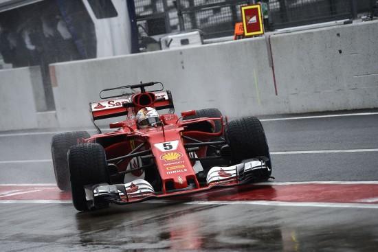 VC Japonska, Sebastian Vettel