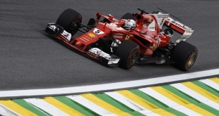 VC Brazílie, Sebastian Vettel
