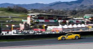 Ferrari Challenge Mugello 2018 – Race 1