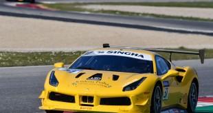 Ferrari Challenge Mugello 2018 – Race 2