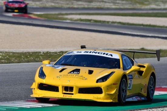 Ferrari Challenge Mugello 2018