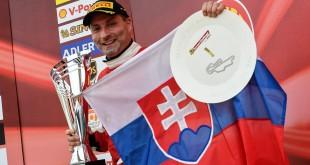 Víťazstvo Jána Daniša v rámci prvého kola Ferrari Challenge Europe v Mugelle