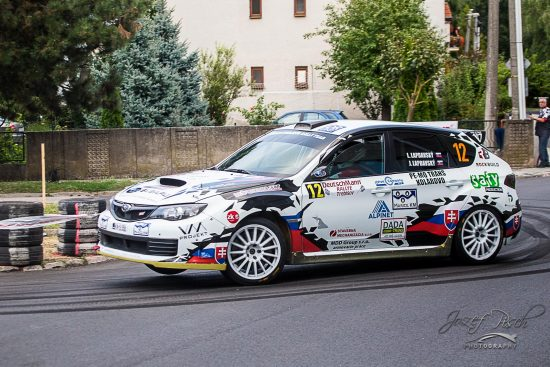 Subaru Rally Team Komárno