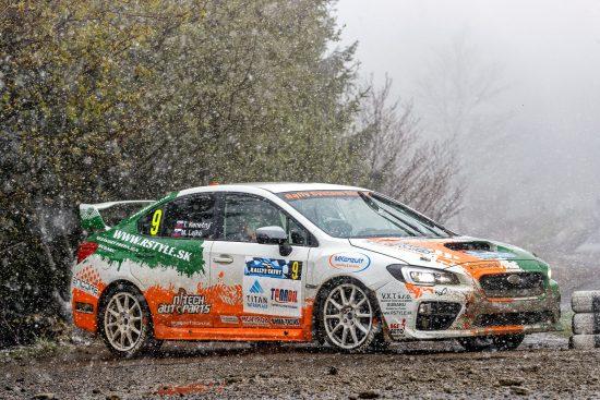 Rally System Slovakia