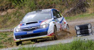 Subaru Rally Team Komárno