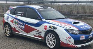 Subaru Rally Komárno