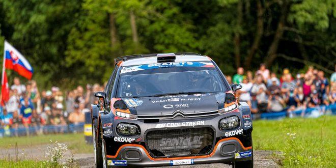 Špičkový, ale aj smolný výkon RUFA SPORT Teamu na Barum Rally